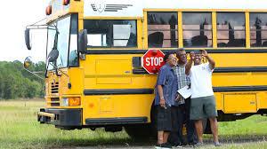 Alachua County School Bus Giveaway