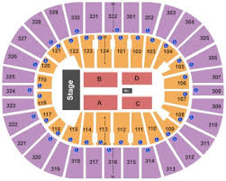 New Orleans Arena Tickets And New Orleans Arena Seating