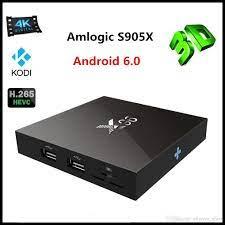 Tv Box H265 Manual