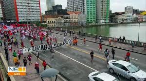 Recife registra protesto contra Bolsonaro e a favor da vacinação contra a  Covid-19 | Pernambuco | G1