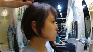 ロングベリーショート女子くせ毛でもへっちゃらヘア Youtube