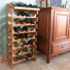 8-bottle Stackable Wood Dakota Wine Rack - Free Shipping Today -  Overstock.com - 16408394