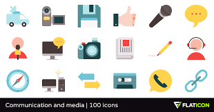 Communication Media Communication And Media 100 Free Icons Svg Eps Psd Png Files