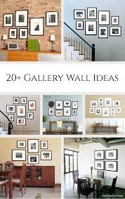 20 gallery wall ideas gallery wall