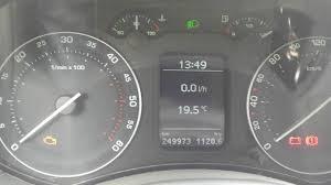Golf Emissions Light Skoda Octavia Emissions Workshop Easily Eliminate