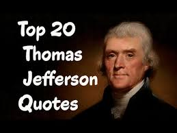 Thomas Jefferson Famous Quotes Interesting Top 48 Thomas Jefferson Quotes Author Of The Declaration Of
