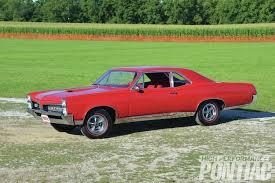 1967 Pontiac GTO - Red Means Go - Hot Rod Network