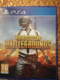 pubg ps4 game in HX7 Calderdale for £20 ...