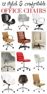 comfortable chair for office. Affordable Office Chairs | Stylish And Comfortable Desk Chair Ideas For .