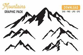 Looking for elk psd free or illustration? Mountain Vector Svg Bundle Mountain Graphic Bundle 363339 Illustrations Design Bundles Svg Graphic Graphic Illustration