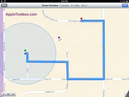 How To Drop Remove Red And Purple Pins In Ios 6 Apple Maps