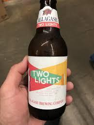Allagash Two Lights Allagash Brewing Two Lights Brews N Bbq