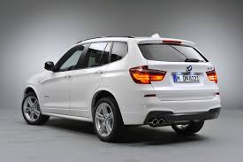 BMW officially introduces the M Sport package for the new BMW X3 ...