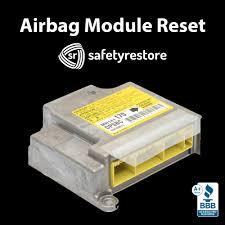 details about all srs airbag puter control module reset service restraint repair rcm sdm
