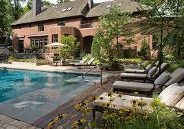 backyard salt water pool. Wonderful Backyard Swimming Pool With Swim Spa Diy Pools Saltwater Makeovers Decorating A Area Salt Water