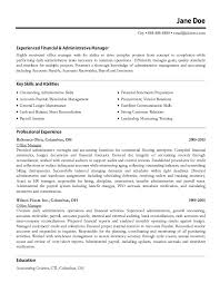 Importance Of A Resume Material Manager Resume Examples