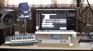 Small Picture Mac Setup A Pro Home Recording Studio