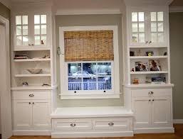 built ins around windows built in bookcases around window home design ideas