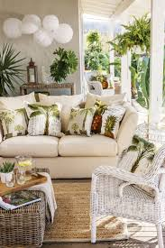 Palm Tree Decor For Living Room 17 Best Images About Tropical Living Rooms On Pinterest Tropical