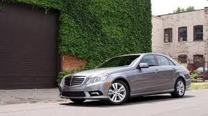 2011 Mercedes-Benz E350 Bluetec Sedan, an <i>AutoWeek</i> Drivers ...