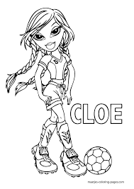 Small Picture Bratz Babies Coloring Pages AZ Coloring Pages in Bratz Babies