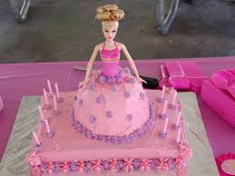 barbie doll cake pictures