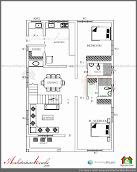 bungalow house plans 2500 sq ft luxury 4 bhk floor plan for 50 x