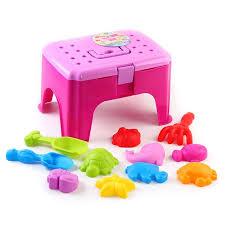 beach chair toy sand toy sandbox playset sand tools molds
