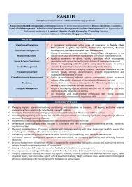Construction Operation Manager Resume Seniorrations Manager Job Description Sales Business Amazon
