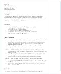 Project Analyst Resume Sample Project Analyst Resume Project Analyst ...
