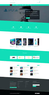 Free Ecommerce Website Templates Enchanting Ecommerce Template Download Bootstrap Ecommerce Website Template