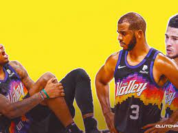 Suns news: Chris Paul, Devin Booker hit ...
