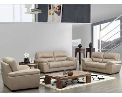 white modern couches. VIEW IN GALLERY Enjoyable Ideas Contemporary Leather Sofa Sets Set In Beige Color White Modern Couches