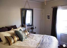 small apartment bedroom designs. Catchy Decorating With Small Apartment Bedroom Designs Ideas Simple Design Big Mirror E