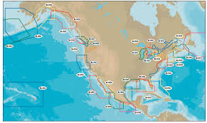 C Map 4d Full Content North America Chart Local