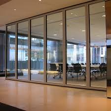 Glass Office Wall China Office Glass Wall Partitions Manufacturers And Suppliers On Alibabacom