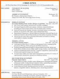10 Resume Template Pdf Credit Letter Sample