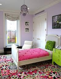 teen girls fl pattern area rug