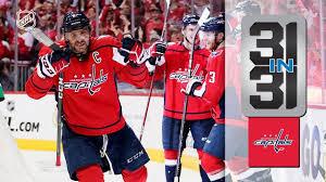 31 In 31 Washington Capitals 2019 20 Season Preview Prediction