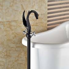 oil rubbed bronze free standing bathtub faucet free standing bathtub faucet