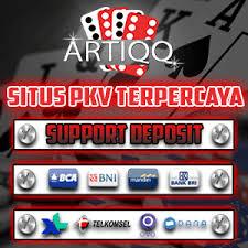 Situs Judi Online, Dominoqq, Bandarq, dan Poker Online - Artiqq.