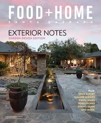 Landscape Lighting Santa Barbara Food Home Magazine Summer 2019 By City Creative Group