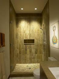 small round waterproof recessed shower light