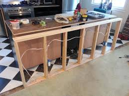 Kitchen Island Outlet Adding Outlet To Kitchen Island Best Kitchen Island 2017