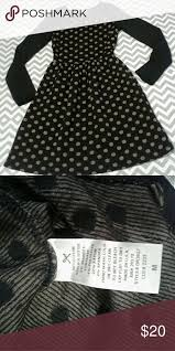 Everly Polka Dot Dress Measurements Are Approximate And