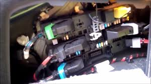 opel zafira fuse box location example electrical wiring diagram \u2022 vauxhall zafira b fuse box diagram astra h mk5 04 09 obd2 diagnostic socket fuse box location rh youtube com opel zafira b fuse box diagram opel astra h fuse box location