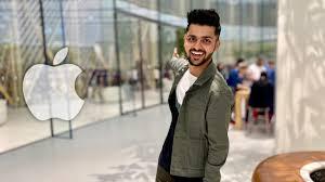 experience apple dubai mall