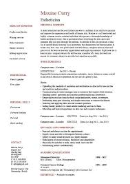 Esthetician Resume Templates Esthetician Resume Facial Hair Skin Sample  Example Job Template