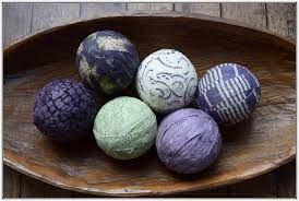 Decorative Balls For Bowls Purple Decorative Balls For Bowls Church's Kitchen creative 79