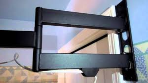 terrific flat screen tv wall mount swing arm photo decoration ideas